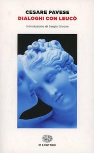 Libro Dialoghi con Leucò Cesare Pavese