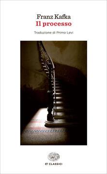 Il processo - Franz Kafka - copertina
