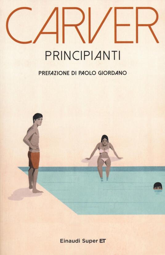 Principianti - Raymond Carver - copertina