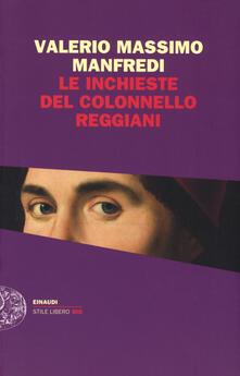 Promoartpalermo.it Le inchieste del colonnello Reggiani Image