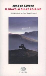 Il diavolo sulle colline - Cesare Pavese - copertina