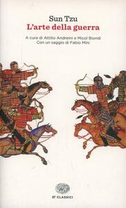L' arte della guerra - Sun Tzu - copertina