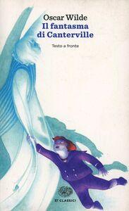 Foto Cover di Il fantasma di Canterville, Libro di Oscar Wilde, edito da Einaudi
