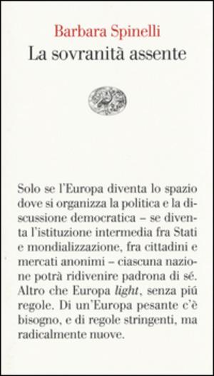 La sovranità assente