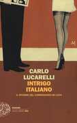 Libro Intrigo italiano Carlo Lucarelli