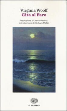 Gita al faro - Virginia Woolf - copertina