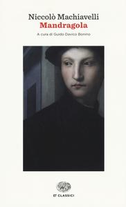 Libro Mandragola Niccolò Machiavelli