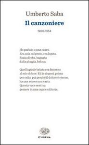 Libro Il canzoniere Umberto Saba