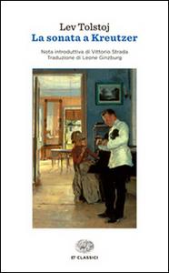 Libro Sonata a Kreutzer Lev Tolstoj