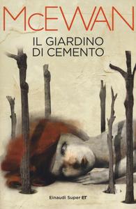Libro Il giardino di cemento Ian McEwan