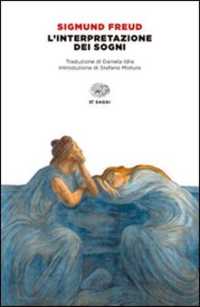 L' interpretazione dei sogni - Sigmund Freud - copertina
