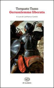 Gerusalemme liberata - Torquato Tasso - copertina