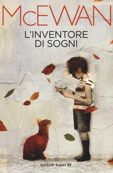 L' inventore di sogni - Ian McEwan - copertina