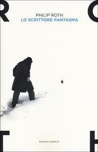 Lo scrittore fantasma - Philip Roth - copertina