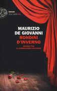 Libro Rondini d'inverno. Sipario per il commissario Ricciardi Maurizio De Giovanni