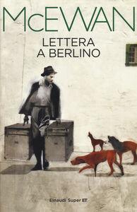 Libro Lettera a Berlino Ian McEwan