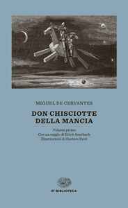 Foto Cover di Don Chisciotte, Libro di Miguel de Cervantes, edito da Einaudi