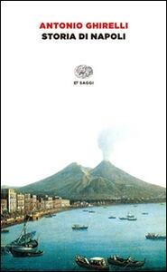 Libro Storia di Napoli Antonio Ghirelli