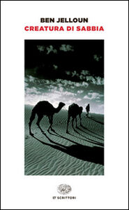 Libro Creatura di sabbia Tahar Ben Jelloun