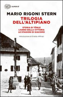Equilibrifestival.it Trilogia dell'altipiano Image