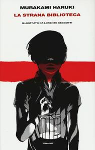 La strana biblioteca - Haruki Murakami - copertina