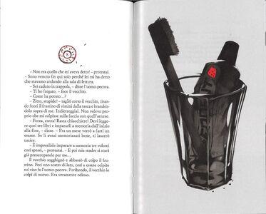 Libro La strana biblioteca Haruki Murakami 1