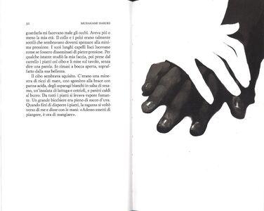 Libro La strana biblioteca Haruki Murakami 2