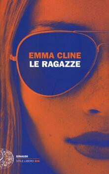 Le ragazze - Emma Cline - copertina