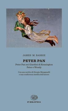 Camfeed.it Peter Pan: Peter Pan nei giardini di Kensington-Peter e Wendy Image