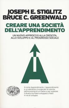 Nicocaradonna.it Creare una società dell'apprendimento. Un nuovo approccio alla crescita, allo sviluppo e al progresso sociale Image
