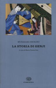 La storia di Genji - Shikibu Murasaki - copertina