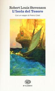 Foto Cover di L' isola del tesoro, Libro di Robert L. Stevenson, edito da Einaudi