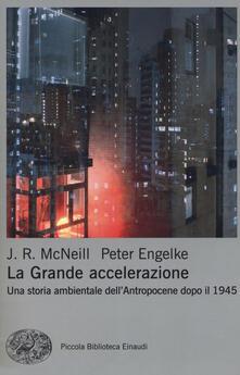 Ilmeglio-delweb.it La grande accelerazione. Una storia ambientale dell'Antropocene dopo il 1945 Image