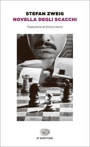 Libro Novella degli scacchi Stefan Zweig
