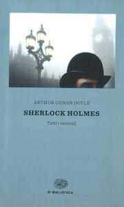 Libro Sherlock Holmes Arthur Conan Doyle