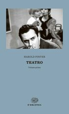 Libro Teatro Harold Pinter