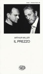 Il prezzo - Arthur Miller - copertina