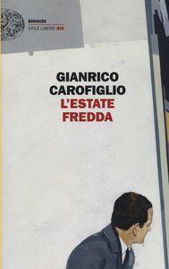Libro L' estate fredda Gianrico Carofiglio