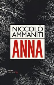 Anna - Niccolò Ammaniti - copertina