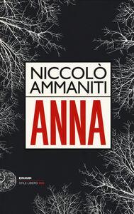 Foto Cover di Anna, Libro di Niccolò Ammaniti, edito da Einaudi