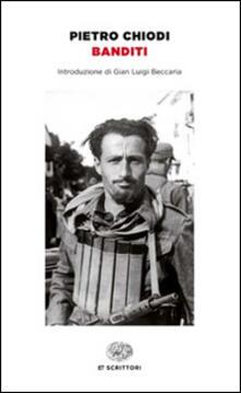 Banditi - Pietro Chiodi - copertina