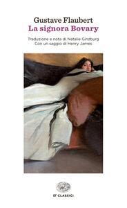 La signora Bovary - Gustave Flaubert - copertina