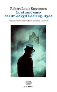 Dr. Jekyll and mr. Hyde - Robert Louis Stevenson - copertina
