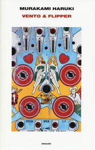 Libro Vento & flipper Haruki Murakami
