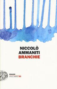 Libro Branchie Niccolò Ammaniti