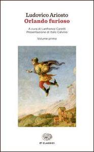 Libro Orlando furioso Ludovico Ariosto