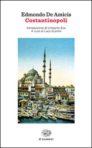 Libro Costantinopoli Edmondo De Amicis