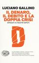 denaro, il debito e