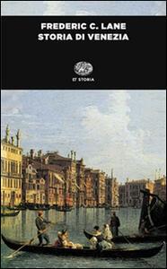 Storia di Venezia - Frederic C. Lane - copertina