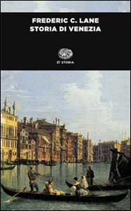 Libro Storia di Venezia Frederic C. Lane